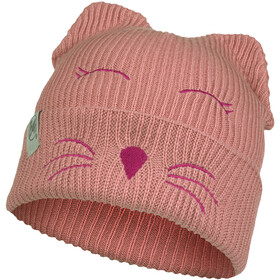 Buff Bonnet en maille tricotée Enfant, cat sweet
